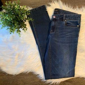 WHBM slim jeans